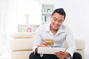 Refinance credit card
